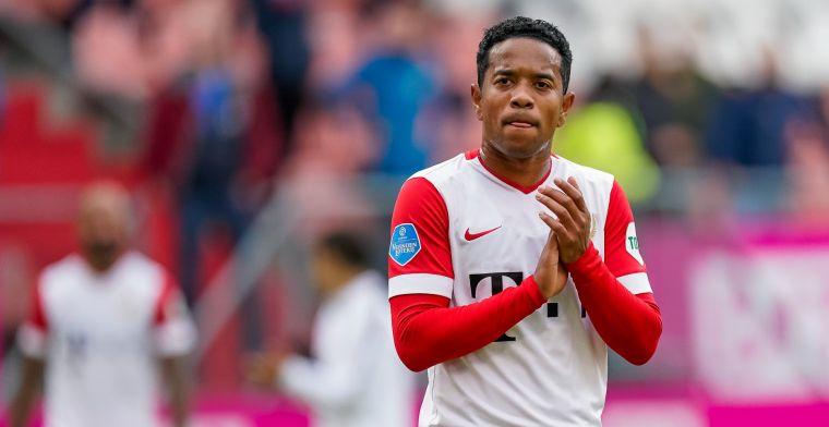 Emanuelson kijkt uit naar nieuwe functie bij FC Utrecht: 'Het heeft lang geduurd'