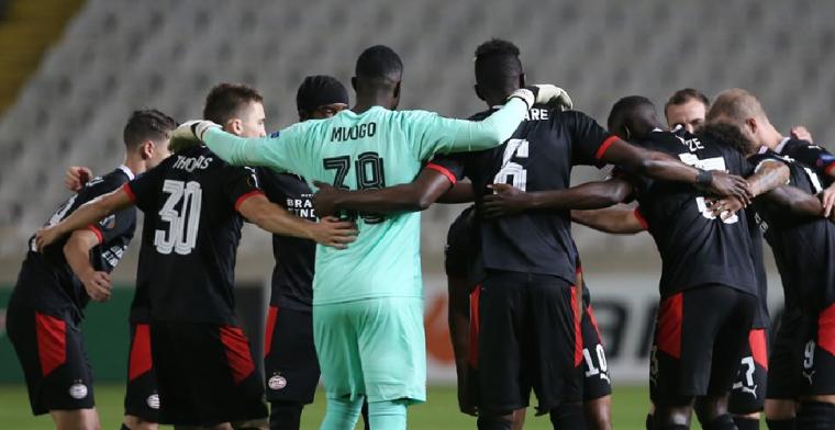 PSV is boos op KNVB: 'Een groot verschil met de wedstrijden van AZ en Ajax'