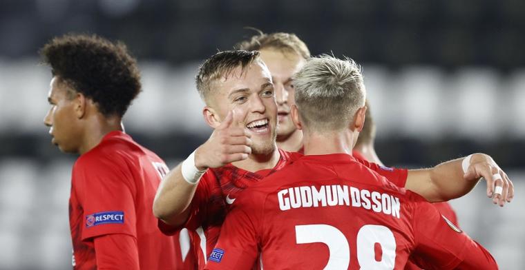AZ 'killt' wedstrijd nu wél: 'Ze worstelden met Ajax om de landstitel'