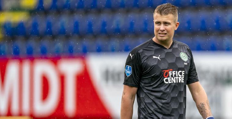 'Ik heb nagedacht hoe ik me zou voelen als ik dertien goals tegen zou krijgen'