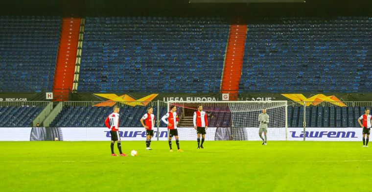 Ochtendkranten signaleren groter Feyenoord-probleem: 'Dit is geen incident'