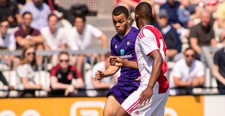 'Stroeykens test positief bij RSC Anderlecht, toptalent moet in quarantaine'