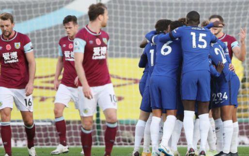 Afbeelding: Ziyech met doelpunt en assist de grote man bij dominant Chelsea