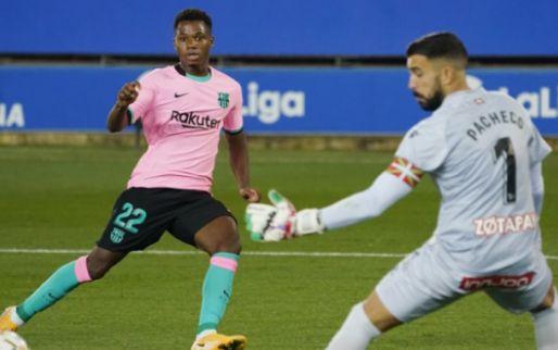 LIVE: frustrerende avond voor Barça en Koeman tegen tiental Alavés (gesloten)