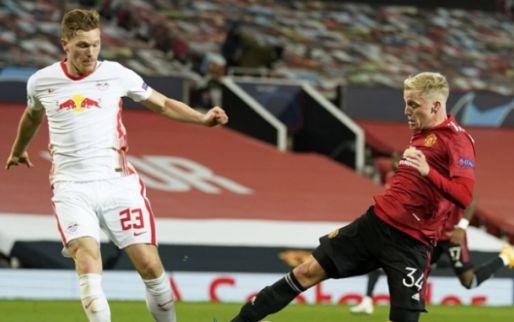 'Als Solskjaer heel eerlijk is had hij Van de Beek liever niet gehad bij United'