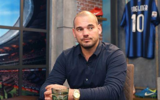 Sneijder maakt lijst met beste Nederlandse voetballers: 'Daar zet ik mezelf neer'