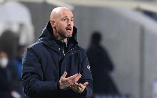 'Spelers van Ajax vinden dat er geen peil te trekken is op keuzes Ten Hag'