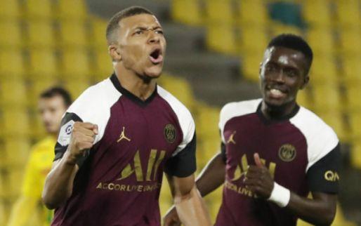 Afbeelding: PSG in tweede helft langs Nantes, flinke tik voor Ajax-opponent Midtjylland