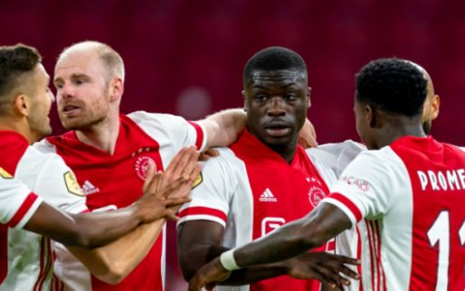 LIVE: Pover Ajax verslaat dapper Fortuna, Brobbey scoort bij debuut (gesloten)