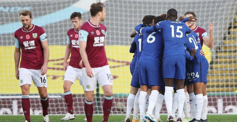 Ziyech met doelpunt en assist de grote man bij dominant Chelsea