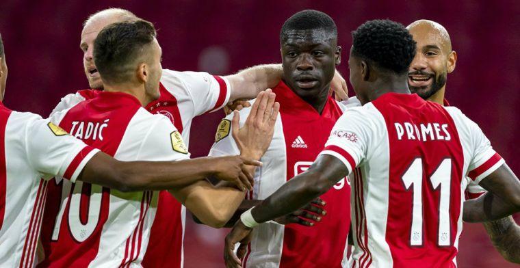 Brobbey verwacht snel een nieuw Ajax-contract: 'Ben dichtbij een handtekening'