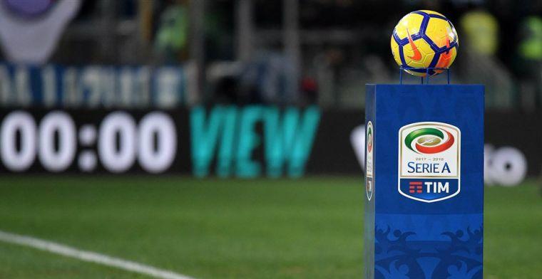 Massale corona-uitbraak bij Lazio: wedstrijd tegen Torino in gevaar