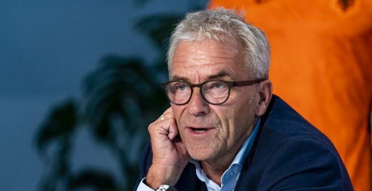 'Gudde is kritiek op KNVB zat en drukt clubs op het hart om solidair te zijn'