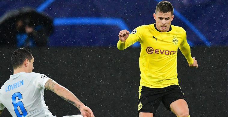 Thorgan Hazard over duel met Brugge: Ambiance in Brugge is echt top