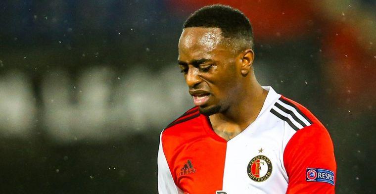 Haps krijgt externe hulp: 'Daardoor voel ik me sterker dan ooit bij Feyenoord'