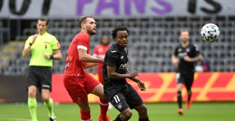 LIVE: Mukairu zet Anderlecht op voorsprong tegen Antwerp ...