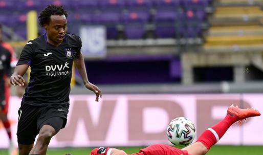 Afbeelding: Anderlecht moet vertrek van Tau niet vrezen: