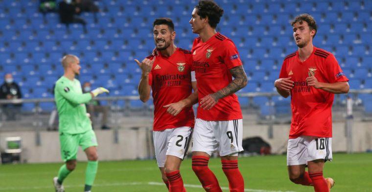 ESPN: Barça zoekt nog steeds naar Suárez-opvolger en denkt aan Benfica-landgenoot