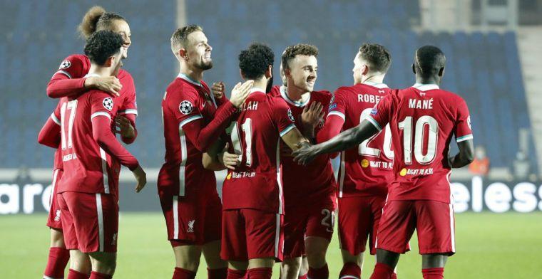 Liverpool sloopt Atalanta, Real beslist kraker tegen Internazionale in slotfase