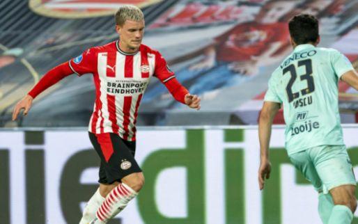 Afbeelding: Verbazing over PSV-keuze Max: 'Verwacht dat hij naar grotere club zou gaan'