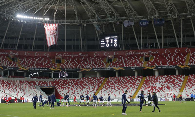 Afbeelding: UEFA schorst mediamanager Qarabag wegens oproep tot moord