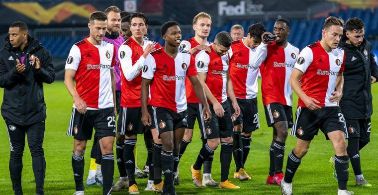 Conclusies: Feyenoord redt EL-avond, AZ overklast, PSV-drama in Griekenland