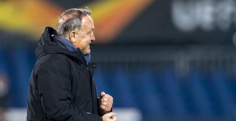 Advocaat complimenteus: 'Twee linksbacks die in Oranje kunnen spelen'