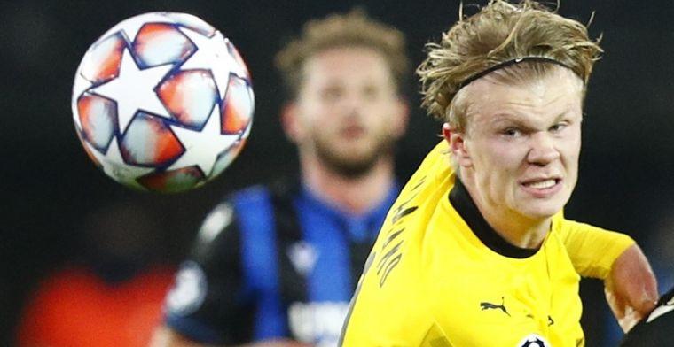 'Raiola sluit deal met Dortmund: Haaland mag in 2022 naar Real Madrid verkassen'