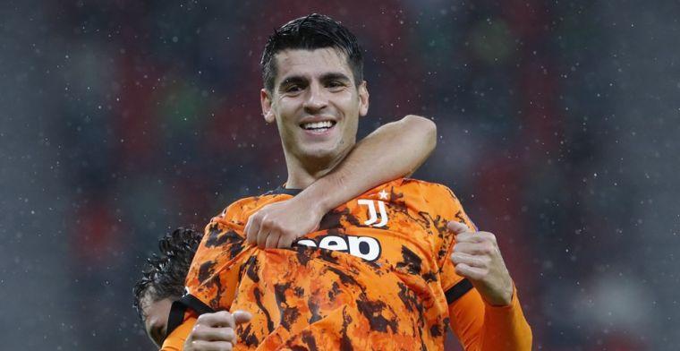 Morata, Ramos en Fati blikvangers in Spaanse selectie voor duel met Oranje