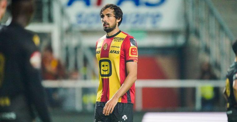 KV Mechelen-verdediger Peyre terug na coronavirus: De fut was er helemaal uit