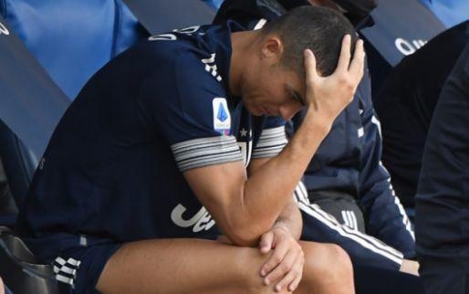 Afbeelding: Juventus geeft overwinning uit handen in 95ste minuut na openingstreffer Ronaldo