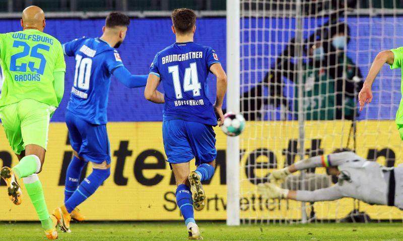 Afbeelding: Casteels is held van Wolfsburg met puike redding op elfmeter in extra tijd