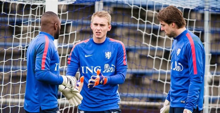 Gestopte Vorm wijst nieuwe Oranje-doelman aan na blessure van Cillessen