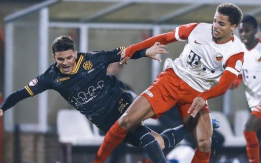 Afbeelding: Jong FC Utrecht verlengt dramatische reeks van zwalkend Roda JC