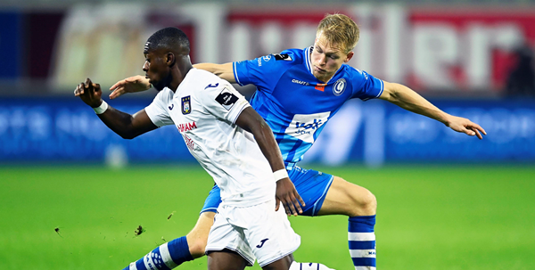 Zomeraanwinst van Gent depanneerde tegen Anderlecht: Ik had het onder controle