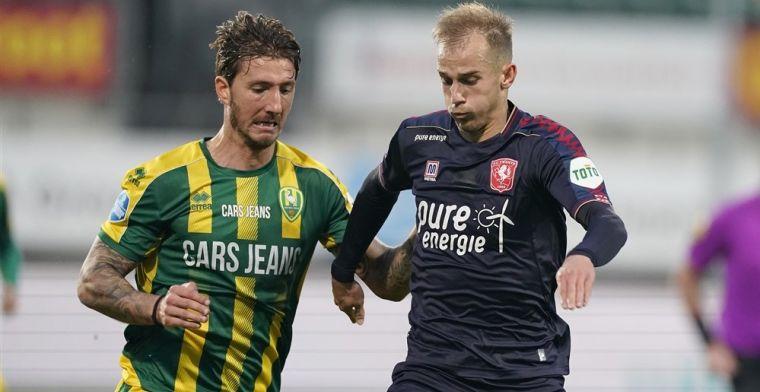 Interlanddebuut aanstaande voor aanvaller van Twente: 'Hoopte er stiekem al op'