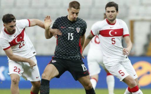 Afbeelding: Update: Kökcü keert met blessure terug naar Feyenoord, ernst nog niet duidelijk