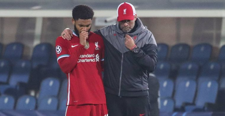 Southgate vreest ergste voor Liverpool-verdediger: 'Er was niemand in de buurt'