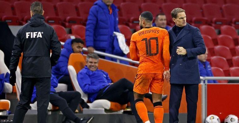 Zes conclusies: Memphis-experiment mislukt, onverwachte opsteker voor Oranje