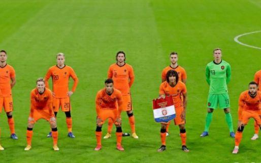 Afbeelding: De Mos ziet rooskleurige Oranje-toekomst: 'Bij Ajax breken alweer jongens door'