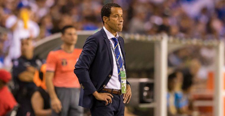 Curaçao-coach woest: 'Moet verklaren dat Hiddink mag beginnen, wereld op zijn kop'