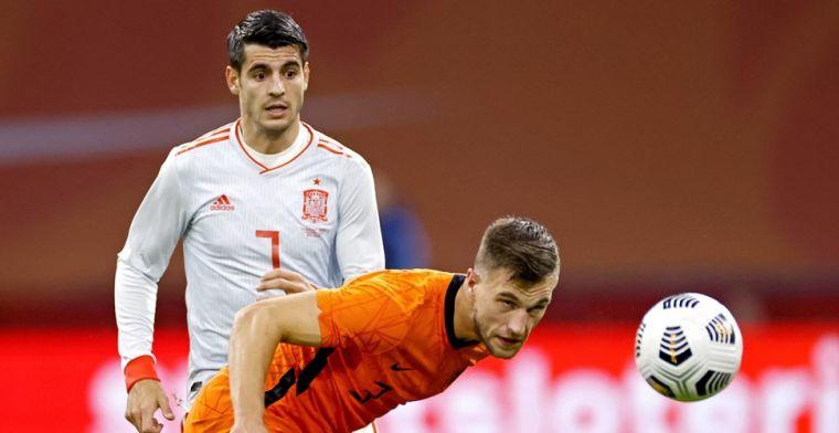 De Boer pareert kritiek van Van der Vaart: 'Hij is een waardevolle Oranje-speler'