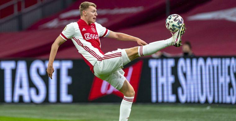 Rivalen AC Milan en Inter volgen Ajax-speler