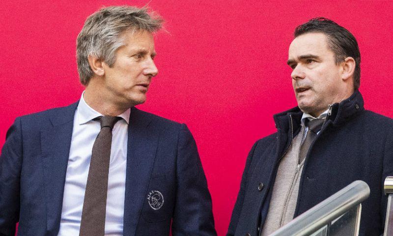 Afbeelding: Van der Sar: 'Wil er niet te lang op ingaan, veel last gehad van die wedstrijd'