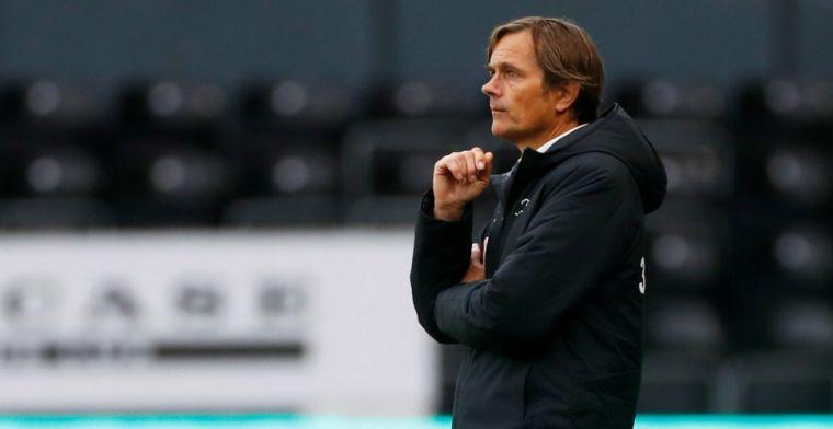 OFFICIEEL: Derby County ontslaat Cocu en ex-Germinal Beerschot-speler