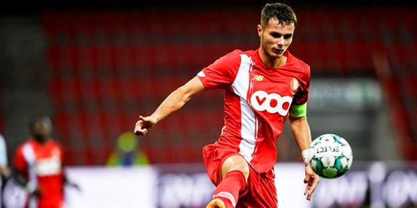 Standard in geldnood: 'Vanheusden wordt na dit seizoen weer verkocht aan Inter'