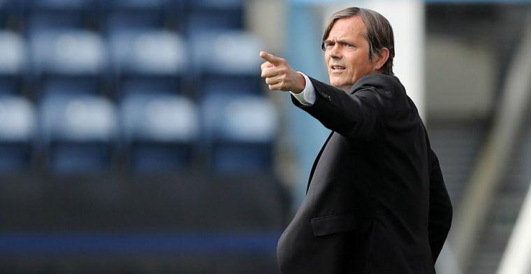 Cocu reageert op Derby County-vertrek: 'Dit is in ieders voordeel'
