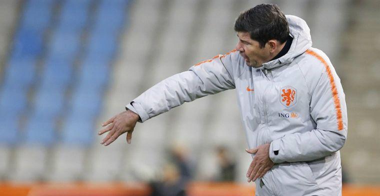 Jong Oranje dendert door en handhaaft gemiddelde van 5 goals per wedstrijd