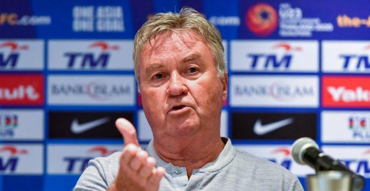 Hiddink open en bloot tegenover spelersgroep: 'Ik vermijd die onderwerpen niet'