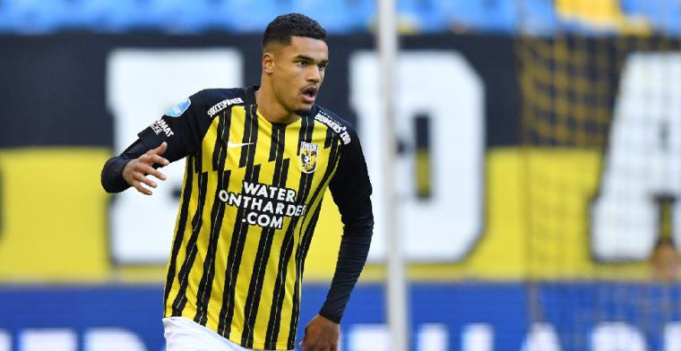 'Feyenoord kwam niet voor me, uiteindelijk ben ik naar Ajax gegaan'